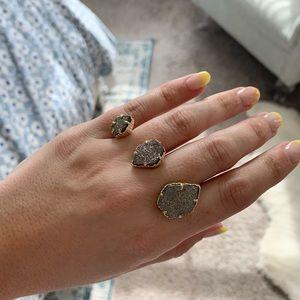Kendra Scott Naomi Ring M/L